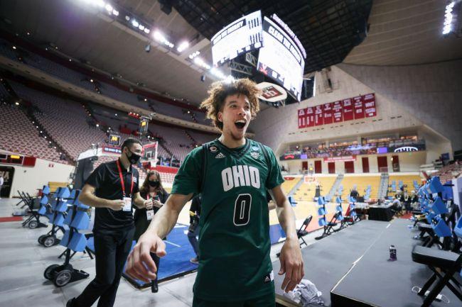 Jason Preston Ohio Basketball