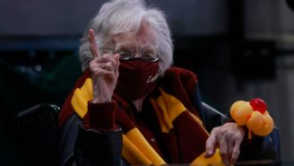 Sister Jean Gave A Very Specific, Analytics-Driven Prayer Before Loyola Chicago Played 1-Seed Illinois And God Answered