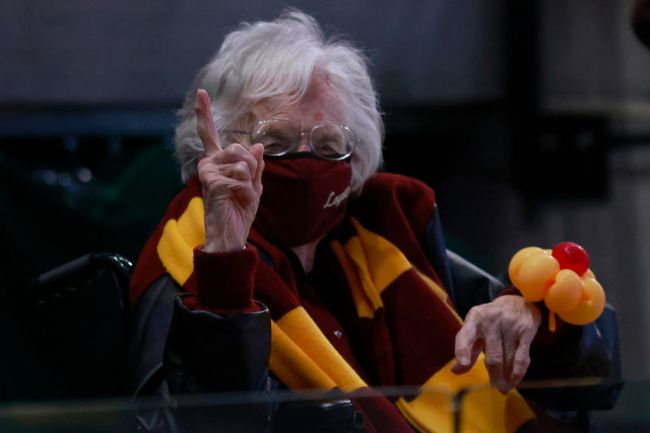 Sister Jean Loyola Chicago March Madness