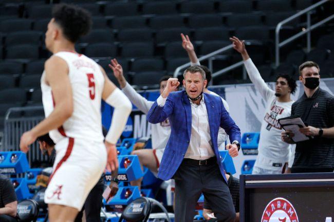 Nate Oats Alabama Basketball march Madness