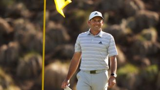Sergio Garcia Draining A Walk-Off Hole-In-One During A Sudden-Death Playoff Is Why We Love Match Play Golf