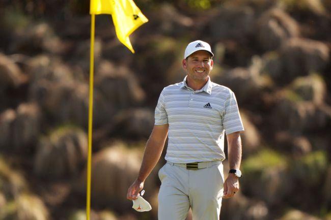Sergio Garcia World Golf Championships-Dell Technologies Match Play - Round Three