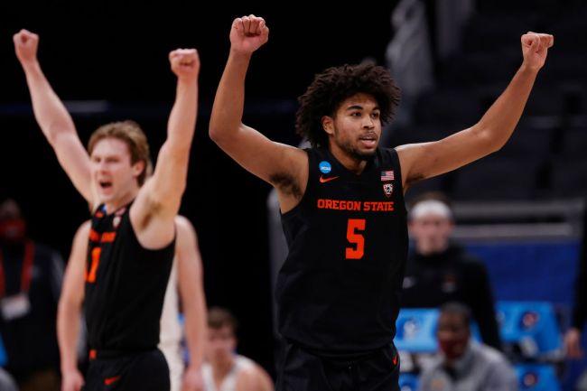 Oregon State Basketball March Madness Sweet Sixteen