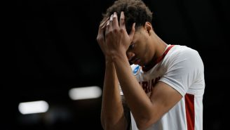 Alabama Choked Away The Elite Eight With An Abysmal Free Throw Shooting Performance That Negated The Craziest Shot Of March So Far