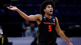 Oregon State Didn't Reach The Final Four, But The Beavers' Backdoor Cover Was An All-Time Bad Beat For Vegas