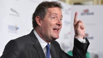 Piers Morgan Quitting His Job Is So Childish That I Actually Respect It