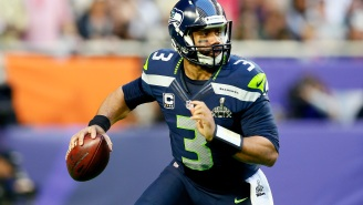 The Seahawks Reportedly Turned Down Three First-Round Picks And 'Two Starters' From Bears For Russell Wilson