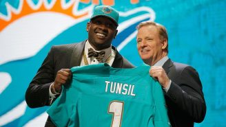 How Laremy Tunsil Smoking From A Gas Mask Changed The Future Of The NFL A Decade Later