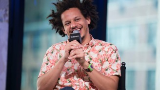 Eric Andre Had A Knife Pulled On Him During Filming For 'Bad Trip'