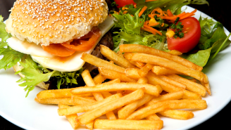 Burger Chain Renames Its Food After Office Supplies So People Can Claim Them As Expenses