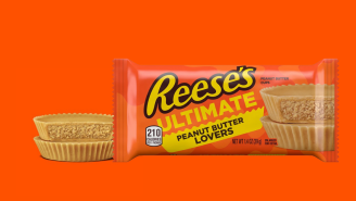 Hershey's Unleashing Reese's Ultimate That's 100% All Peanut Butter
