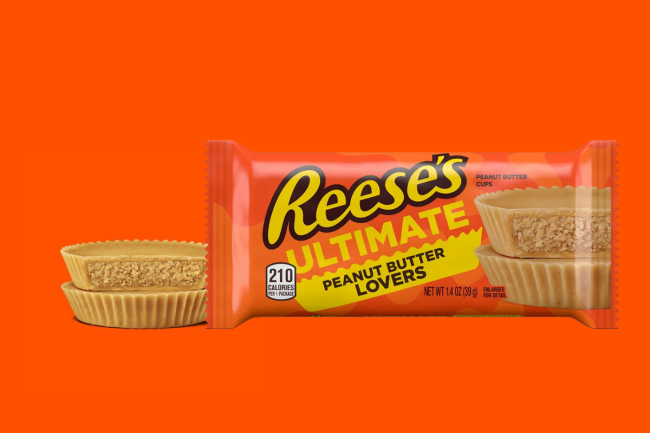 Hershey's Ultimate Peanut Butter Lovers
