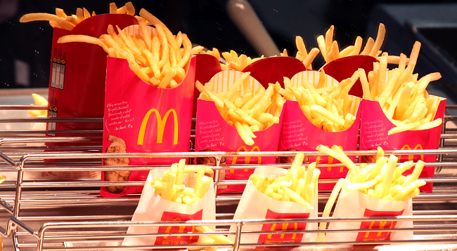 How To Get Free Fries At McDonalds Every Friday From Now Through June