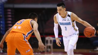 Jeremy Lin Reveals Racist Encounters He's Received On The Court After NBA Identifies G-League Player Who Called Him 'Coronavirus'