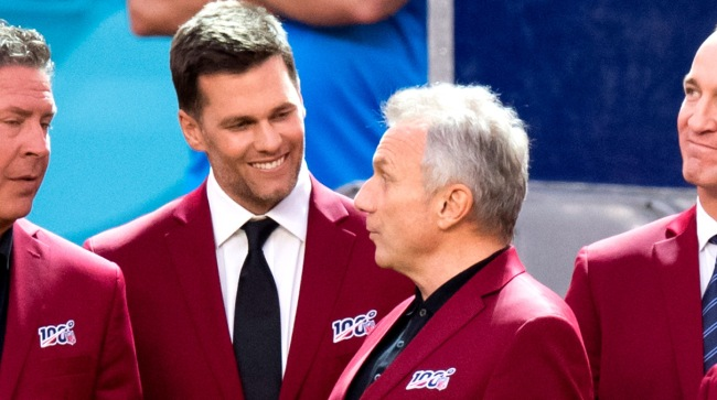 Joe Montana Admits Tom Brady Is The GOAT, Shares Some Advice For The 7-Time Champ