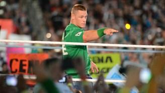 Former WWE Producer Recalls John Cena Getting Beat 'Half-To-Death' For Taking A Fan's Foam Hand