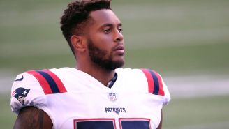 Patriots OL Justin Herron Hailed As 'Hero' For Thwarting Sexual Assault Of 71-Year-Old Woman