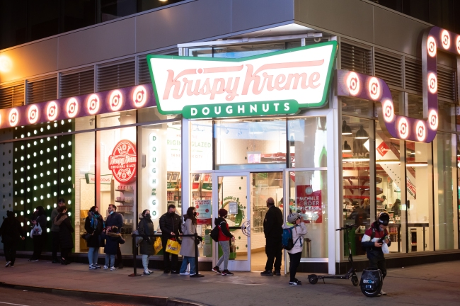 Krispy Kreme CEO Forced To Respond To Mob Outraged Over Free Doughnut Vaccination Initiative