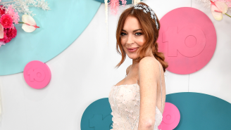 Lindsay Lohan Drops New Single As An NFT, Explains Why They Are The Future Of Entertainment