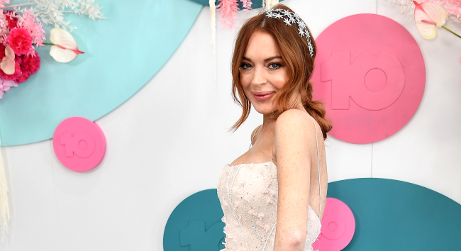 Lindsay Lohan Drops New Single As NFT Explains Why Theyre The Future