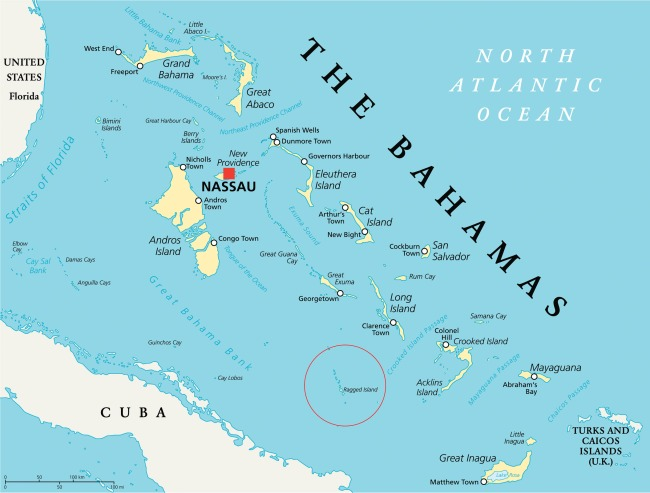 Little Ragged Island In The Bahamas Up For Sale To Highest Bidder