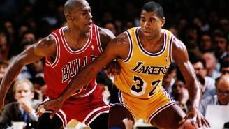 Magic Johnson Reveals The Moment He Knew The Michael Jordan Era Had Officially Begun
