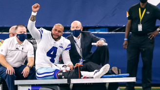 A Surprisingly Large Number Of Cowboys Fans Are Not Happy With Dak Prescott's New Contract