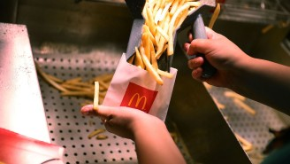 This McDonald's Bag Trick Will Allegedly Ensure Your Fries Never Get Soggy Again
