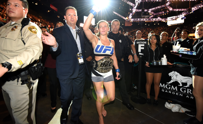 Miesha Tate Is Back After Four Years Away Gunning For The UFC Title