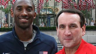 Mike Krzyzewski Explains Why He Never Tried To Recruit Kobe Bryant To Play For Duke