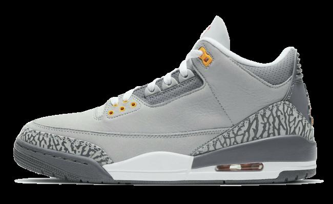 Nike Air Jordan 3 Retro Cool Grey