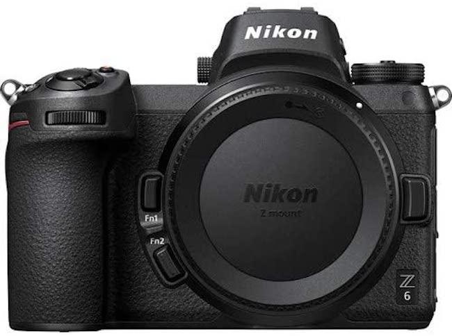 Nikon Z6 Best Cameras 2021