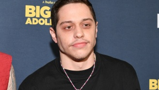 Woman Claiming To Be Pete Davidson's Wife Reportedly Waltzes Into His Home And Takes A Seat At The Kitchen Table