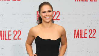 Ronda Rousey Got Tattoos Commemorating The Times Of All Her MMA Wins, None Of The Losses