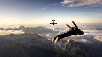 A.I.R. Is The Skydiving Equivalent Of H.O.R.S.E. And It's Absolutely Bonkers