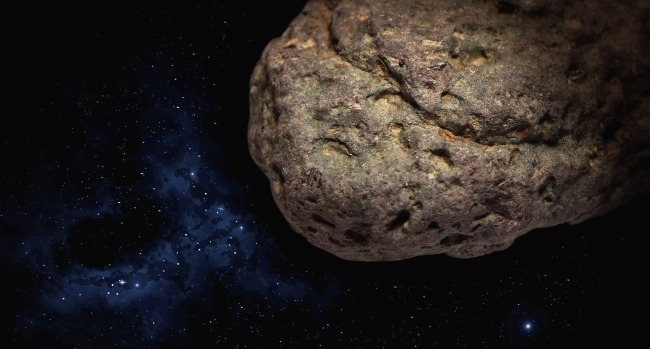 Scientists Discover Organic Material And Water On Asteroid