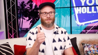Seth Rogen Showing Off His Trippy Homemade Vases Is The Content The Internet Needs Today