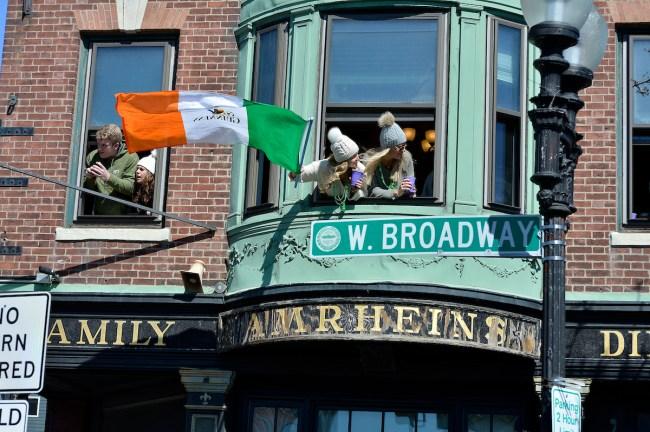 St. Patricks Day Parade Boston Worst