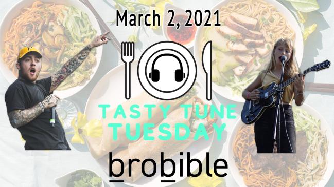 Tasty Tune Tuesday 3/2