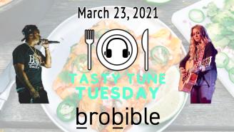 Tasty Tune Tuesday 3/23: The Eighteenth Edition Tastes Better Than A Bourbon Kiss
