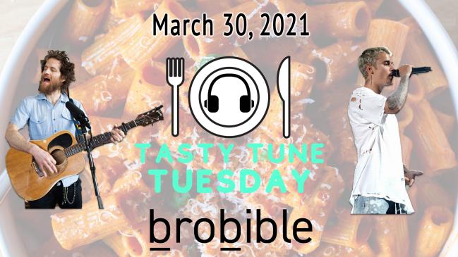 Tasty Tune Tuesday 3/30