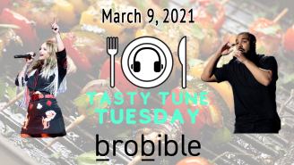 Tasty Tune Tuesday 3/9: The Sixteenth Edition Is Mainstream With A Dash Of Off The Beaten Path