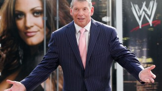 Guy Buys Designer Jacket Custom-Made For Vince McMahon For $45 At Thrift Store And Realizes Vince Is Jacked