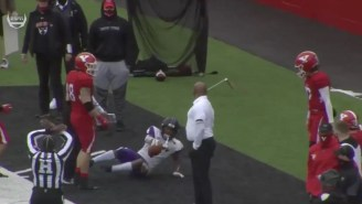 A Youngstown State Coach Is Banned From The Sideline After Laying Out An Opponent On Saturday