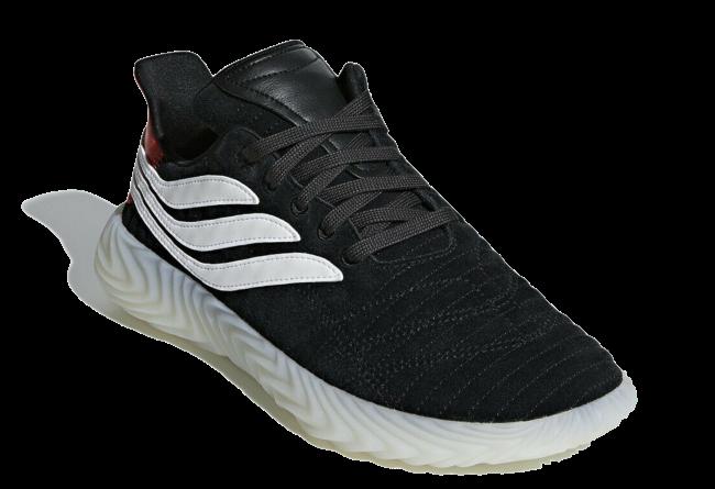adidas Sobakov Black Raw Amber