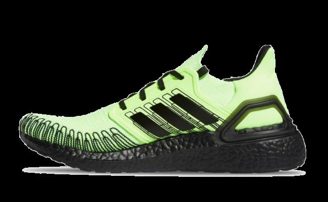 adidas UltraBoost 20 Signal Green