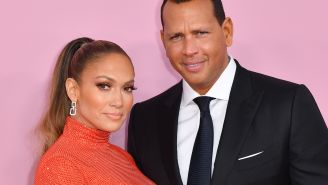 A-Rod And J-Lo Breaking Off Their Two-Year Engagement Reminds Us He's Always Lacked The Clutch Gene