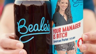 Virginia Brewery Makes 'Your Manager Is B*tch' Beer Inspired By Angry Customer E-Mail