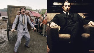 'Borat' Has Achieved An Oscars Feat Previously Accomplished By 'The Godfather'