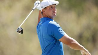 Bryson DeChambeau Explains His 46-Yard Drive After Wild Attempt To Drive Green At WGC-Match Play